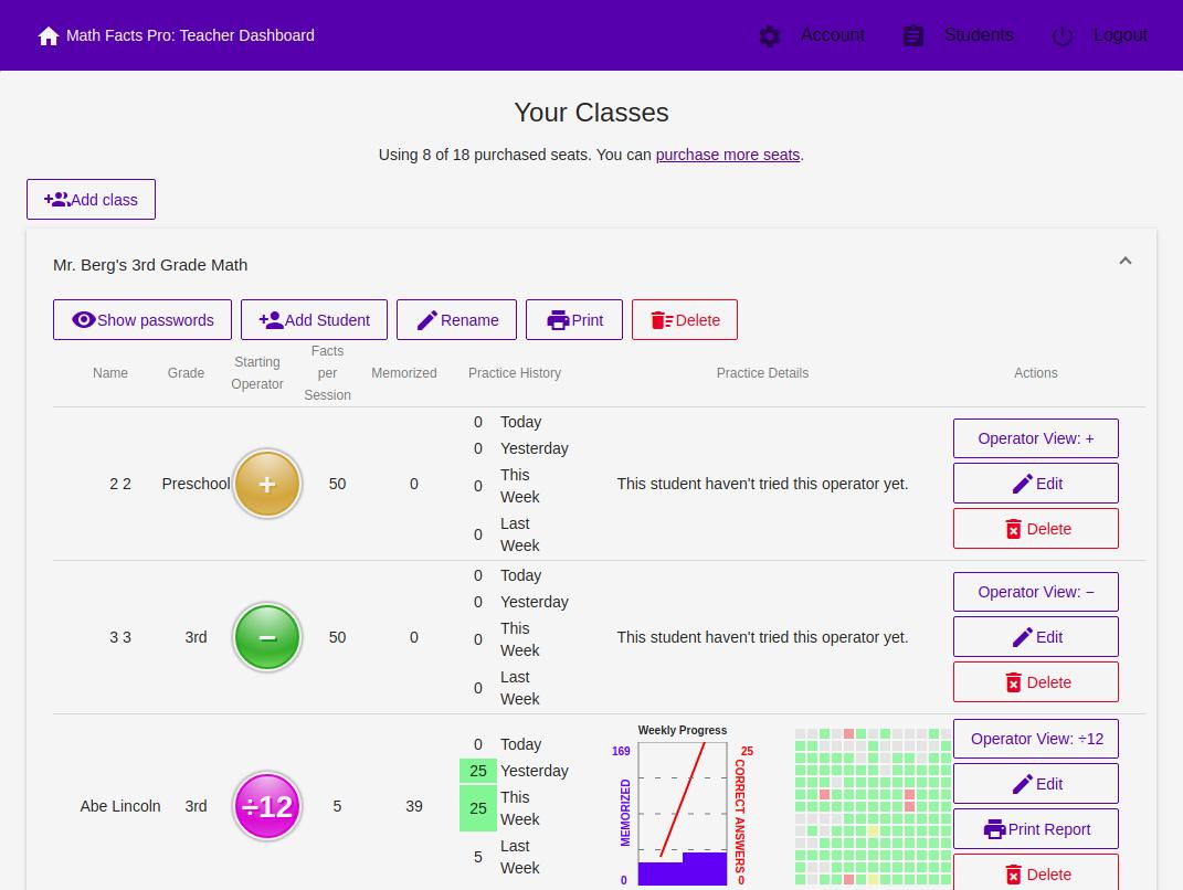Smart Free Fluency Assessment & Practice; Login to Play Mars Defense